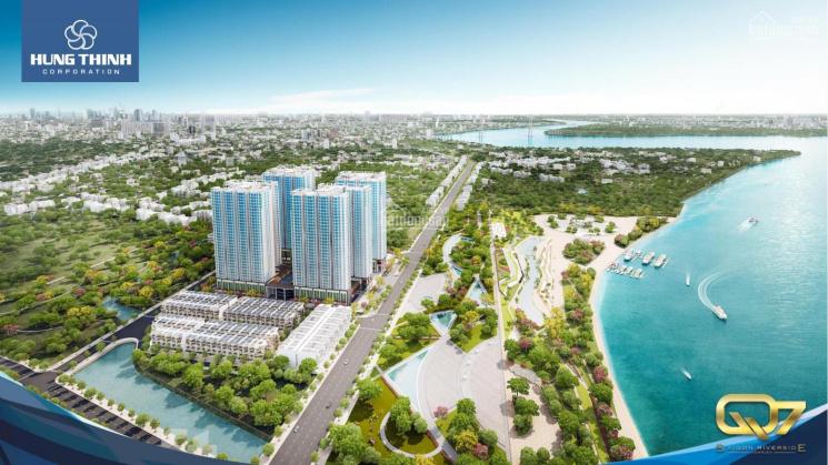 Chính chủ cần bán căn hộ Q7 Saigon Riverside, DT 66m2/2PN chỉ 2,1 tỷ, NT cao cấp, sử dụng smarthome