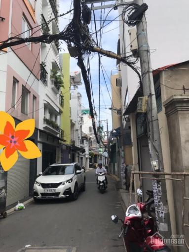 Bán nhà hẻm xe hơi Đường Thích Quảng Đức, Phường 5, Quận Phú Nhuận. DT: 3.7*16m. DTCN: 58m2