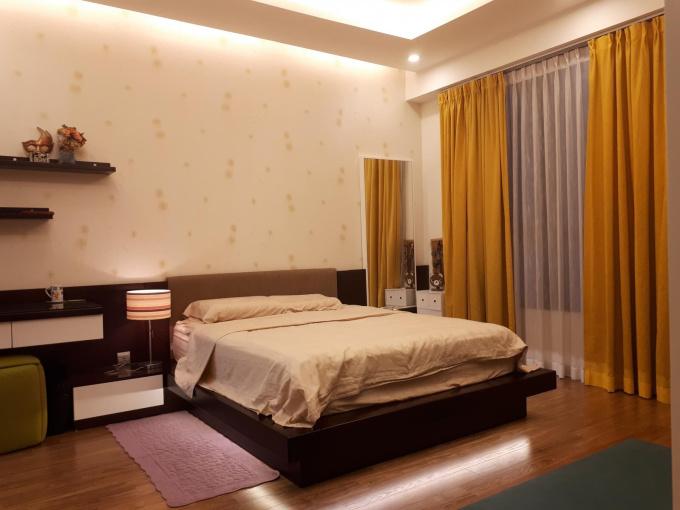 Cần cho thuê căn hộ 60m2 chung cư Đặng Xá, Gia Lâm, full nội thất chỉ việc đến ở