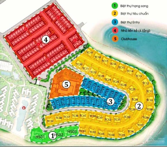 Căn góc ngoại giao shophouse liền kề view trọn vịnh, Grand Bay Hạ Long, LH 0336.235.137