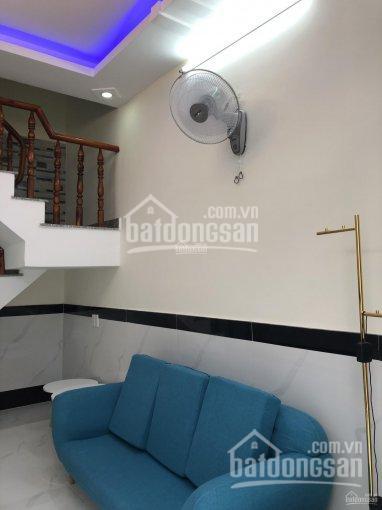 Sở hữu nhà Q12 hẻm 1 sẹc Nguyễn Ảnh Thủ 3 lầu mới xây, giá chỉ 1.67 tỷ