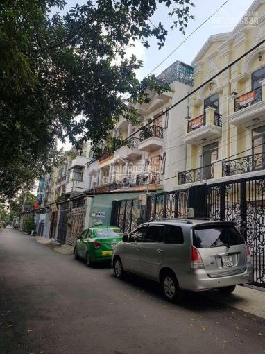 Bán nhà mặt tiền kinh doanh gần chợ Hiệp Bình, DT 4x20m xây 3 tầng, Hiệp Bình Chánh, Thủ Đức