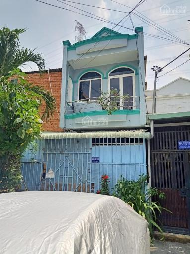 Bán nhà 1 trệt 1 lầu đường Nguyễn Ảnh Thủ, hẻm 885, đường nhựa 8m, giá chỉ 2,55 tỷ, sổ hồng