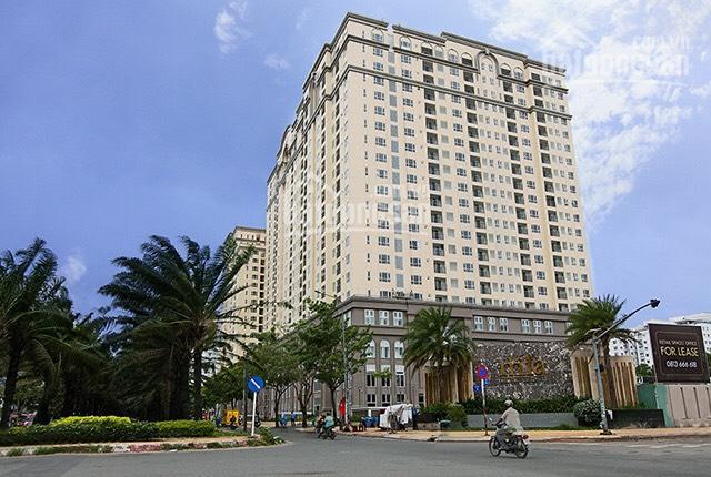 Bán căn hộ mới bàn giao Sài Gòn Mia ngay KDC Trung Sơn, DT 80m2, có 2 PN, nhà cực đẹp LH ngay