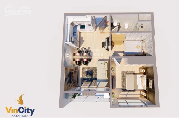 Đầu tư tốt nhất với căn 1PN + 1 view thoáng, đẹp giá chỉ 1,3 tỷ tại Vinhomes Ocean Park 0866616869