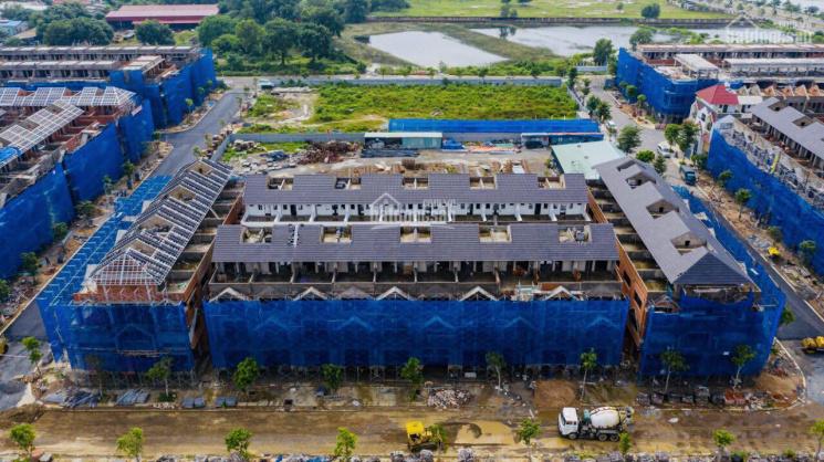 Bán nhà phố Barya Citi trung tâm TP Bà Rịa, 3 lầu, diện tích 90m2, giá bán 3.3 tỷ