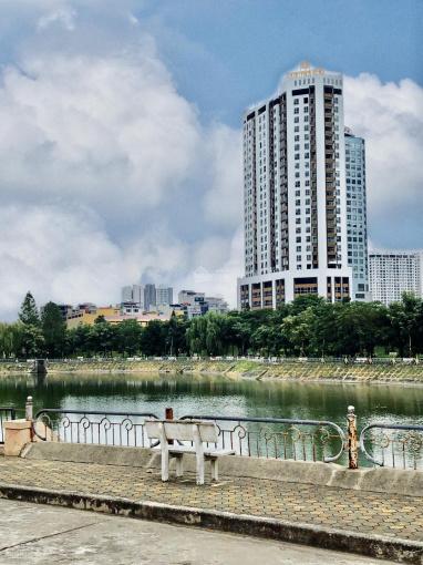 Còn duy nhất 2 suất ngoại giao lô góc sàn văn phòng View công viên Cầu Giấy - sát cạnh trụ sở FPT