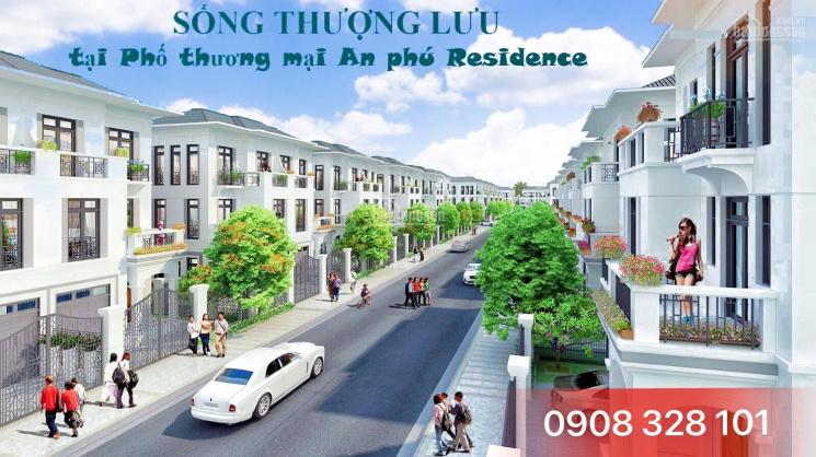 Ngộp tiền cần bán gấp lô đất An Phú liền kề Vincom Plaza sổ riêng Mặt tiền DT743 chỉ 1.6 tỷ/68m2
