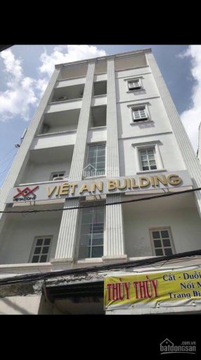 Bán tòa nhà hẻm 6m đường Thoại Ngọc Hầu, diện tích 8m*20m, kết cấu 1 trệt 5 lầu + ST, giá 17 tỷ