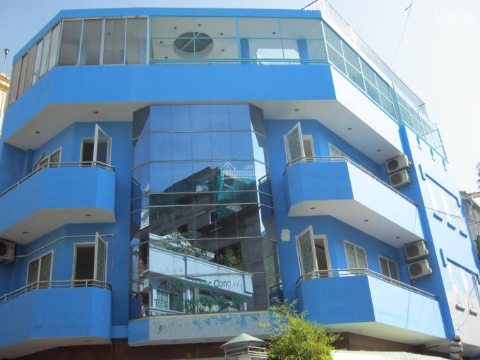 Cho thuê nhà mặt tiền Tôn Thất Tùng, DT 12m x 20m, trệt - 4 lầu, 300tr. 0913299211