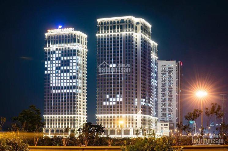 Bán penthouse dự án Sunshine Riverside, view trực diện sông Hồng, cầu Nhật Tân, Hồ Tây. 0936312024