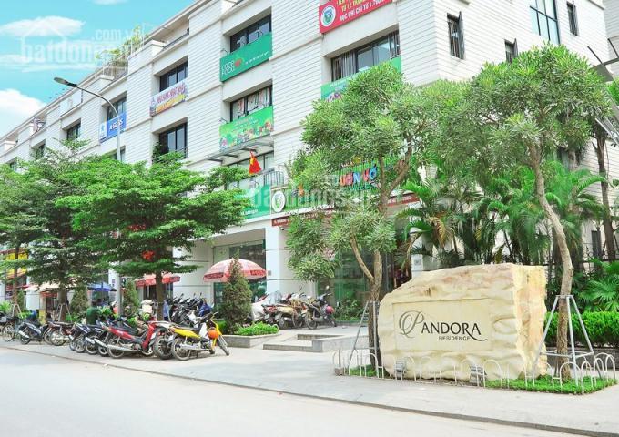 Cho thuê nhà vườn Pandora làm văn phòng Q. Thanh Xuân, xây 5 tầng, 147m2, giá thuê 45tr/tháng