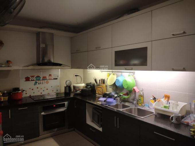 Căn hộ 3 phòng ngủ 110m2 full nội thất chung cư VNT Tower, số 19 Nguyễn Trãi, Ngã Tư Sở