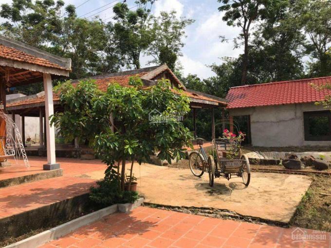 Bán gấp nhà sinh thái nghỉ dưỡng tại Bình Lộc, giá rẻ