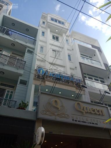 Cần cho thuê siêu vị trí gấp nhà mặt tiền đường Nguyễn Thái Bình K300, 5 x 20m giá 40 triệu