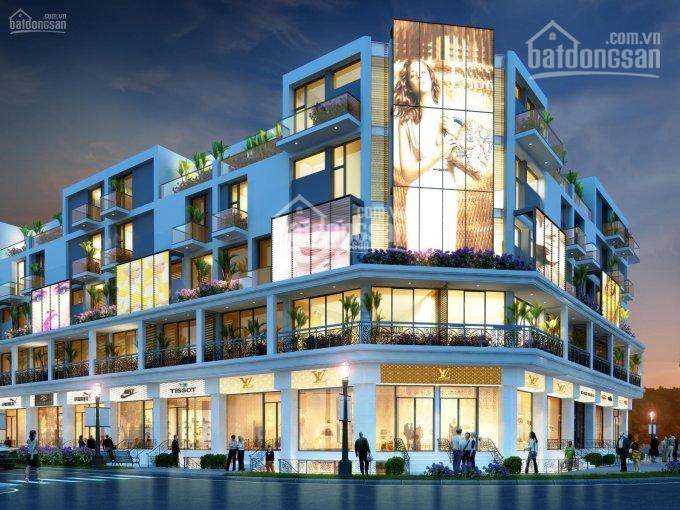 Nhà phố kinh doanh 75m2 xây 5 tầng, 2 mặt tiền đường rộng 12m, giá 15 tỷ, trả sau 3 năm, 0963911172