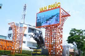 Bán nhà HTNT cao cấp mặt sau shophouse Nguyễn Thị Nhung KĐT Vạn Phúc đối diện trường Emasi 10.7 tỷ