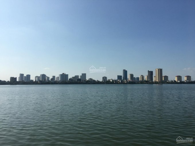 Bán gấp mảnh đất phường Quảng An, quận Tây Hồ, 183m2, MT rộng 10m, nở hậu. Giá 140tr/m2 ảnh 0