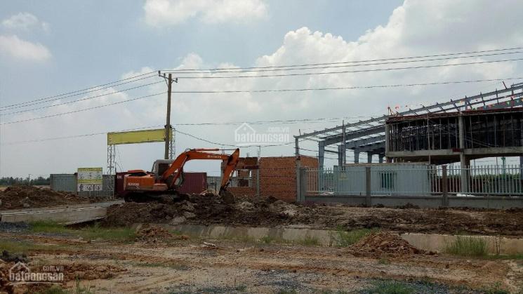 Cho thuê kho xưởng nằm trong KCN gần QL1A, gần Cảng