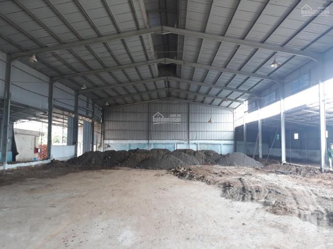Cho thuê kho xưởng mặt tiền kinh doanh đường Trịnh Quang Nghị, phường 7, quận 8, TP HCM ảnh 0