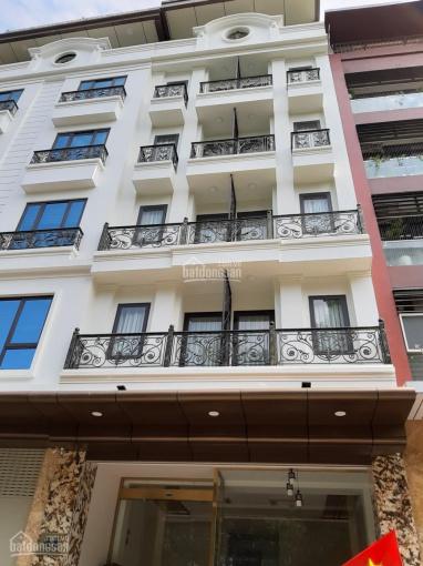 Cho thuê nhà ngõ Giảng Võ, Đống Đa. DT 100m2, 8 tầng, MT 7m, thông sàn, giá 70tr/th