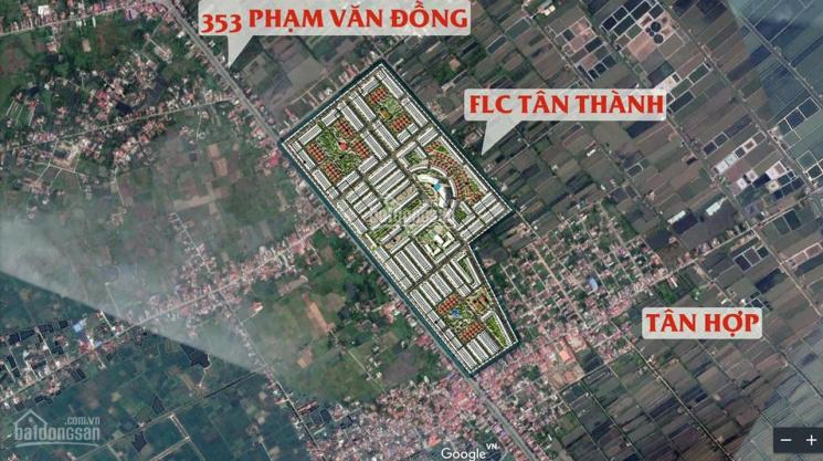 Bán đất lô góc đường Trung Nghĩa, Dương Kinh, Hải Phòng, ngay sát dự án FLC
