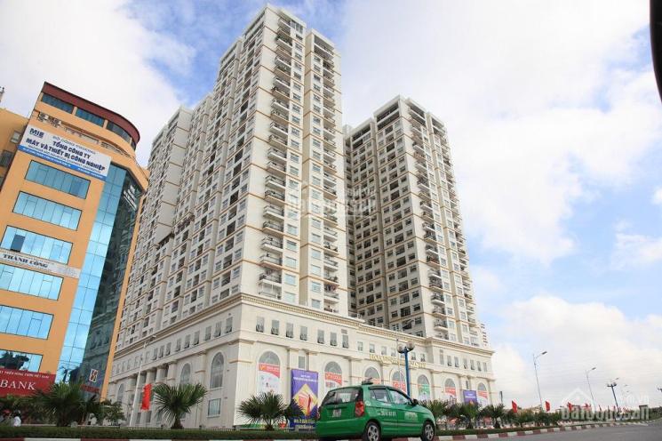 Cho thuê MBKD văn phòng, đào tạo, 400m2 Hòa Bình Green - 505 Minh Khai giá chỉ 180ngh/m2/th