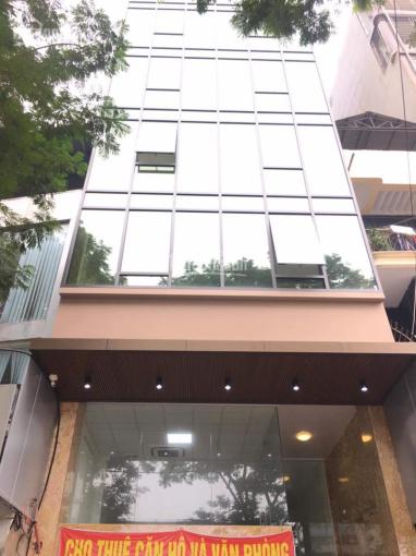 Bán tòa nhà phố Ngụy Như Kon Tum, lô góc, DT 90m2, 8 tầng, MT 8m, giá 26 tỷ. LH 0989433381