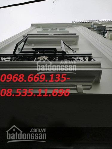 Bán nhà phố ẩm thực Vạn Phúc 35m2, 4T đường~3m, ô tô đỗ 10m, sân riêng để xe, hỗ trợ NH 0968669135