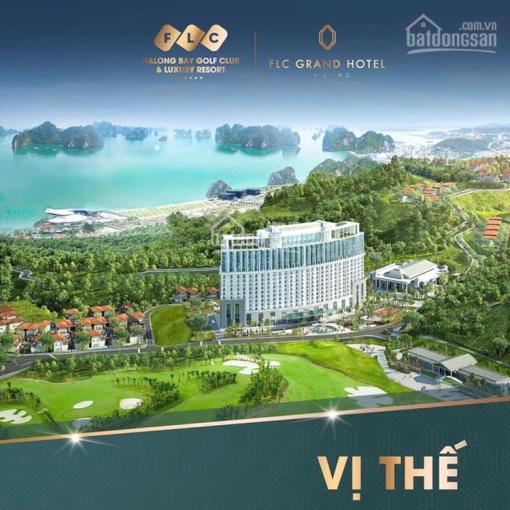 Độc quyền 3 căn góc, 3 mặt thoáng vị trí độc tôn giá rẻ tại FLC Hạ Long Golf Club and Luxury Resort
