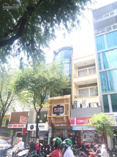 Bán nhà mặt tiền Nguyễn Chí Thanh, P. 7, Q. 10. Diện tích 4.1x19m, DT xây dựng 72m2, giá 23.6 tỷ