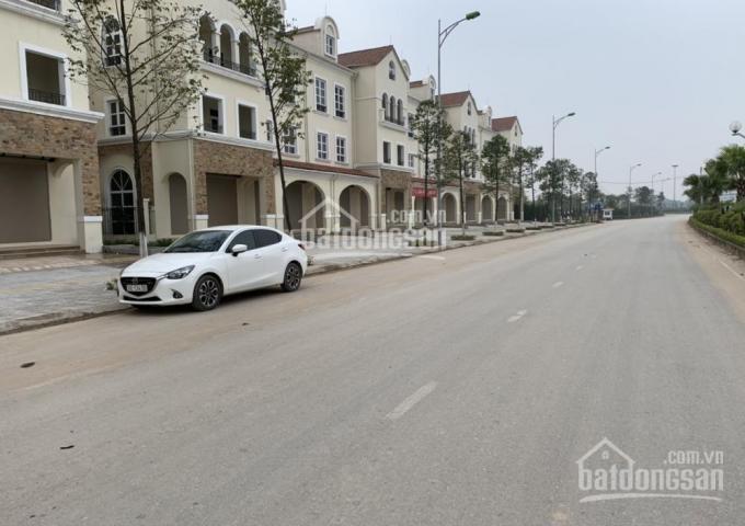 Chính chủ cần bán nhà liền kề dãy Shophouse Nam An Khánh Sudico Sông Đà DT 188,5m2, giá 70tr/m2 ảnh 0