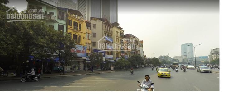 Bán nhà mặt phố Tây Sơn, Đống Đa 35m2, 7 tầng, vỉa hè rộng 6m, giá 12 tỷ