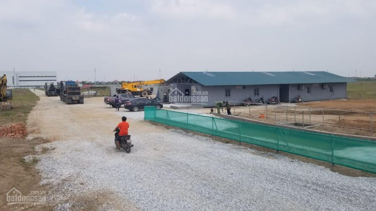Cho thuê xưởng mới dựng sẵn diện tích đa dạng 500 - 1000m2 khu vực Hải Dương