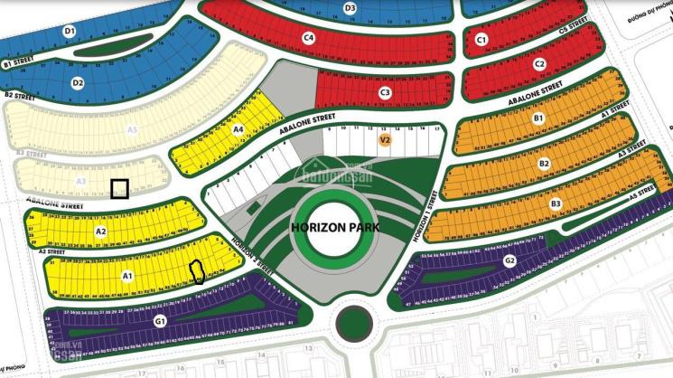 Chính chủ cần bán lô đất D3 - 14, diện tích 285m2 dự án Queen Pearl Mũi Né, LH 0909889485