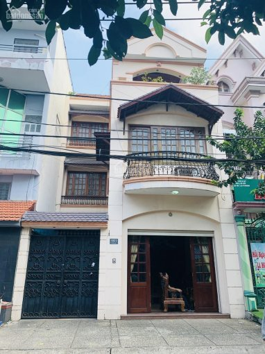 Cần bán nhà nguyên căn mặt tiền, mặt tiền 7m, đường 12m, xe tải lớn tránh nhau, đường Nguyễn Oanh