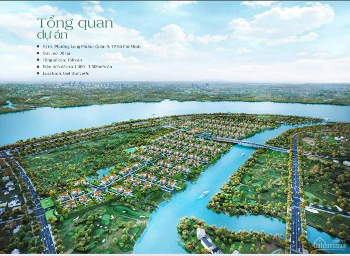 Bán đất nền khu biệt thự cao cấp ven sông chính chủ đầu tư, giá từ 21tr/m2 đến 30tr/m2, góp 4 năm