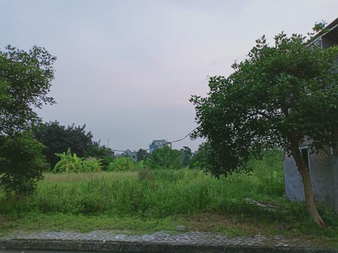 Gia đình bán đất rẻ nhất đô thị Đại An - phường Tứ Minh - thành phố Hải Dương - LH: 0973372057