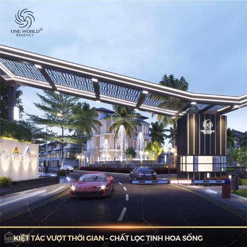 One World Regency ven sông Cổ Cò, được xem là KĐT resort đạt chuẩn 5 sao khu vực phía nam - Đà Nẵng