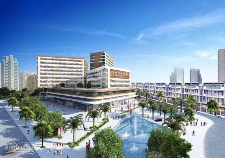 Bán gấp lô đất 5x20.5m, đường 14m, ngay chung cư, công viên, hồ bơi Vạn Phúc Riverside giá 72tr/m2