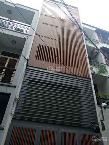 Bán nhà mặt tiền đường 10m khu Bình Phú, 2 lầu giếng trời thoáng, DT 4x16, giá 7,4 tỷ