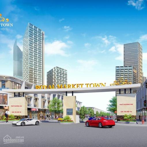 Phố thương gia Thuận An - Bình Dương, dành cho các nhà đầu tư