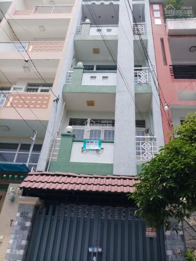 Cho thuê nhà 4 tấm giá rẻ hẻm XH đường Nguyễn Súy, P. Tân Quý, Q. Tân Phú