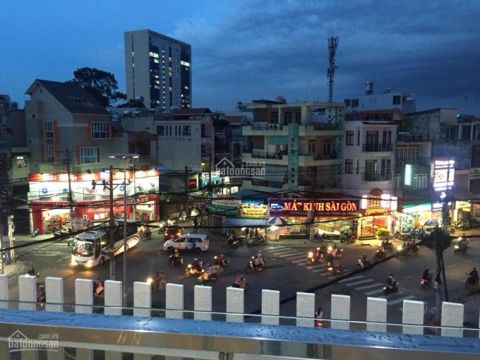 Bán gấp tòa nhà mặt tiền Hùng Vương, P9, Q5, 7x16m, hầm 8 lầu, HĐ thuê 210tr/th, giá 53 tỷ TL