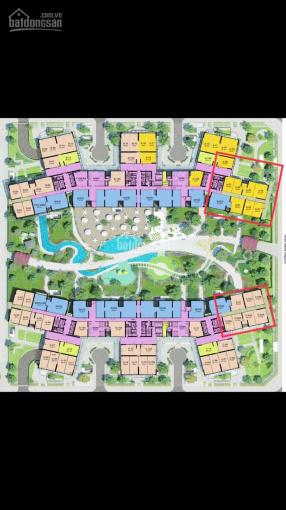 Cho thuê shophouse 22m2 mặt sảnh 423 Minh Khai, Imperia Sky Garden ảnh 0