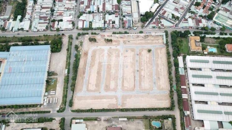 Chính chủ cần bán đất nền 4 mặt tiền mua GĐ1 giá bao rẻ cửa đối diện cổng dự án. Ngân hàng cho vay