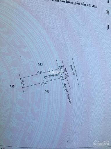 Chính chủ bán nhà đất tặng nhà 10x48m 480m2 có 100m2 thổ cư ấp 3 Minh Thành, Chơn Thành, Bình Phước