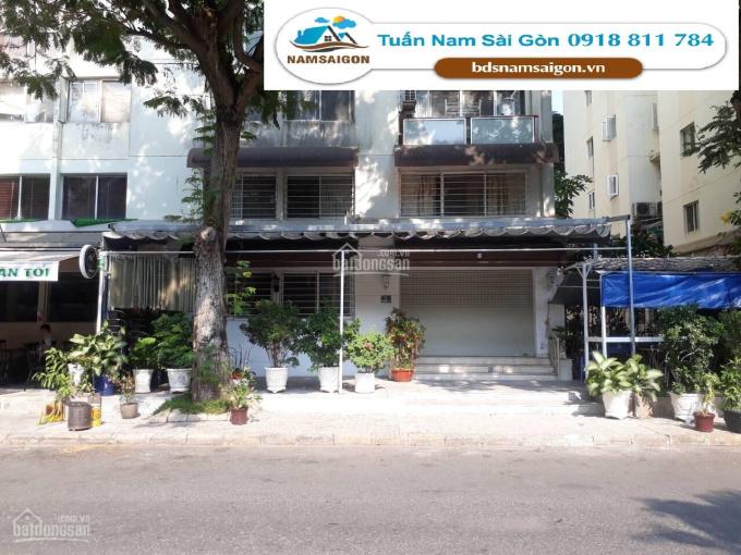 Bán shophouse Mỹ Cảnh, MT Nguyễn Cao Phú Mỹ Hưng, Quận 7 giá 17.5 tỷ