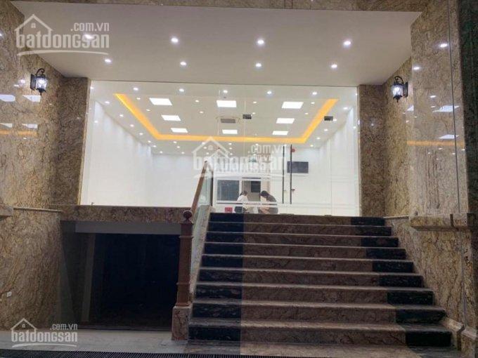 Cho thuê văn phòng tại đường Lê Văn Thiêm, tòa nhà 9 tầng mới xây cực đẹp, DT 140m2/ sàn