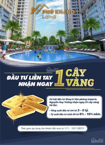 Bán officetel văn phòng đông dân nhất quận Thanh Xuân, dự án Imperia Garden, 203 Nguyễn Huy Tưởng